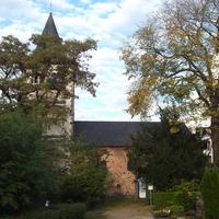 A zündorfi Szent Márton templom