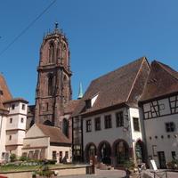 A sélestati Szent György templom