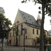 A frankfurti Szent Lénárd templom