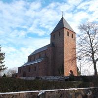 A nideggeni Szent János templom