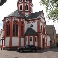 A heimersheimi Szent Móric templom