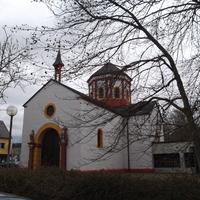 A trieri Szent Kereszt kápolna