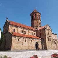 A rosheimi Péter-Pál templom