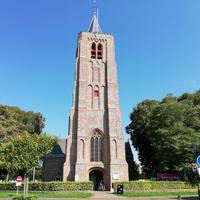 A 's-Heer Abtskerke-i evangélikus templom