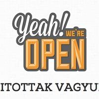 Mi is nyitottak vagyunk, természetesen