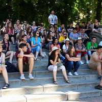 Csodás nap! - Pécs belvárosában és Villányban járt a Bethlen csoport
