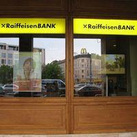 Raiffeisen Bank (Blaha Lujza tér)