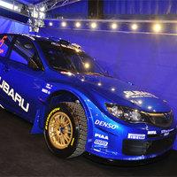 Itt van végre az új Subaru Impreza WRC!!!