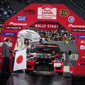 Mitsubishi Lancer Evolution X - WRC premier