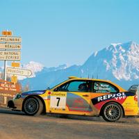 Monte-Carlo Rally 2000