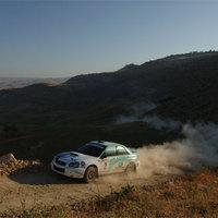 Képek a Jordan Rally pályáiról