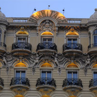 Esti séta Monte-Carloban