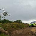 Hirvonen vs. helikopter