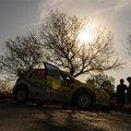 Gyengécske a Suzuki WRC SX4