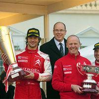 Monte-Carlo Rally 2008 Pódium