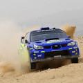 Homokvihar a'la WRC