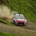 Új-Zéland Rally - Hirvonen után...
