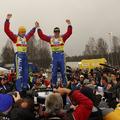 Latvala történelmi győzelme