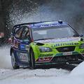 Latvala oktat a Svéd Rally-n