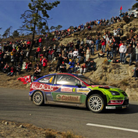 Special Stage 02 Monte - Carlo Rally 2008