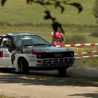 Klausner Luxembourg Rally