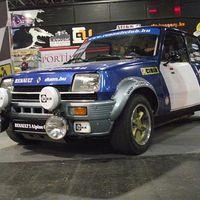 Debütál a Renault 5 Alpine