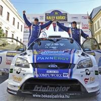 """""""Győzelem! Végre…"""" - Twist Turán Motorsport sajtóközlemény"""