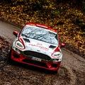 Kategóriájuk legjobb magyarjaként zárták a Rally Hungary-t Vogel Adriék
