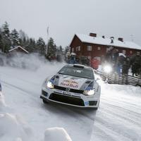 Svéd rali VW Edition