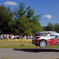 DS3 WRC 3D-ben