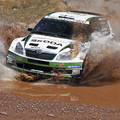 Skoda Motor Sport a Rallye Madeira-ra tesztel