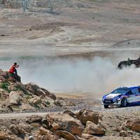 Friciék shakedownja és rajtceremóniája Jordániában
