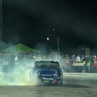 Elrajtolt a Budapest Rallye - Twist Turán Motorsport sajtóközlemény