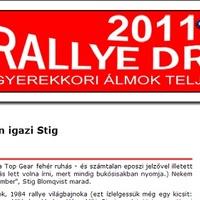 Újjászületett a RallyeDreamBlog