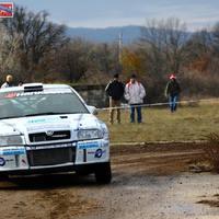 Zsiros Gabi újra WRC-vel indul