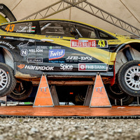 Turán Frigyes és Zsiros Gábor a Wales Rally-n zárja az idei világbajnoki idényt