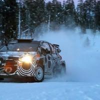 Hyundai i20 WRC tesztek