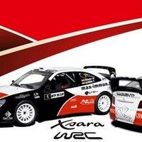 Citroen WRC-k Egerben