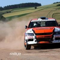 Német bajnoki magyar szemmel, Rallye de Luxembourg beszámoló