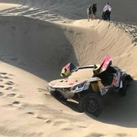 Pihenőnap után megy tovább a Dakar