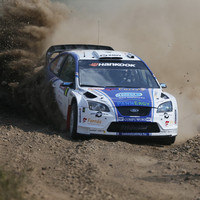 Veszprém Rallye első nap