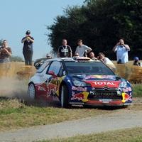 Rallye Deutschland - 1. nap