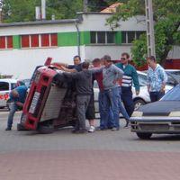 Csucsu felvette a kesztyűt - LHG Rallye Team sajtóközlemény