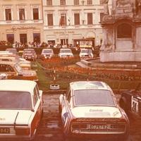 Mecsek Rallye anno