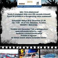 Öt nap után máris le kell zárni az idei Szilveszter Rallye-ra való nevezés lehetőségét a rengeteg induló miatt