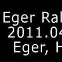 Mi lesz itt? - Eger Rallye beharangozó
