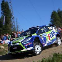 J1 ingyen kiadó egy Fiesta WRC-ben a német VB futamon!