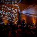 Ünnepélyes gálán díjazták a TOP50 legjobb magyar autóversenyzőt