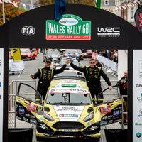 6 világbajnoki futam, 6 pontszerző hely: Turán Frigyes és Zsiros Gábor emlékezetes idényt zárt a Wales Rallye-n