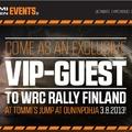 Nyerj egy VIP jegyet a Finn Ralira!